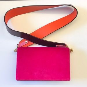 Diane Von Furstenburg Soiree crossbody - new!